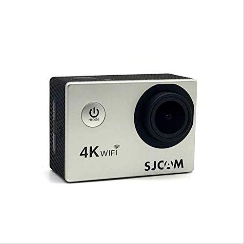 AOXITT UnterwasserkameraAir Action Camera Deportiva 4k @ 30fps WiFi 2,0 Zoll LCD-Bildschirm Tauchen 30m wasserdicht Sj 4000 Cam Extreme Sports Dv 7 Silber