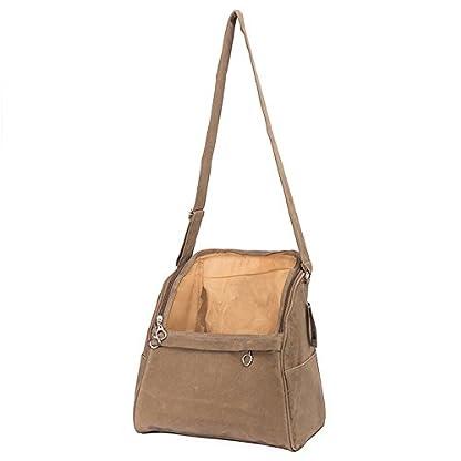 Carry Handbag for Pets, SymbolLife Sling Shoulder Bag Comfortable Puppy Kitty Rabbit Pet Carrier Handbag, Size 32cm x… 1