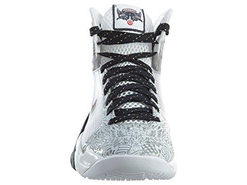 Nike Hyperdunk OG Mens White/Dark Obsidian-sport Red