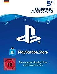 PSN Guthaben-Aufstockung | 5 EUR | deutsches Konto | PSN Download Code