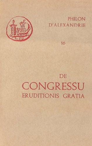 De congressu eruditionis gratia