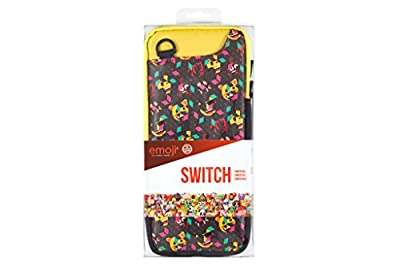 Emoji Portable Protective Bag (Nintendo Switch) from Indeca