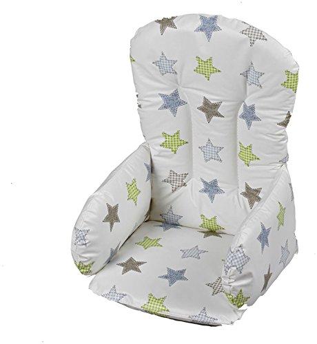 Geuther Coussin de Chaise PVC Etoile