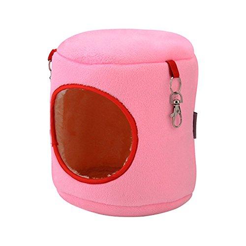 BEAUTOP klein (, Stumps Hänge-/Hundebett für Käfig Hängematte, Katze, Eichhörnchen, Chinchilla, Hamster
