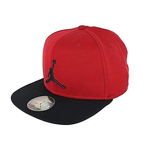 cf0d363ee194 Nike Jordan Jumpman Snapback – Casquette Homme Taille Unique Rouge Noir