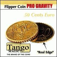 Tango Flipper Coin de 50 cts d'Euro (Pro Elastic)