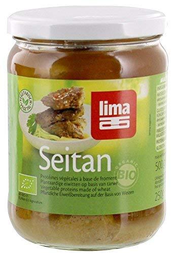Lima Organic Seitan 250g
