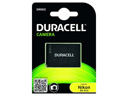 duracell-premium-analog-nikon-en-el12-battery-for-coolpix-aw100-p310-s9900-37v-1000mah