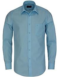CASAMODA Herren Slim Fit Business Hemd 006550