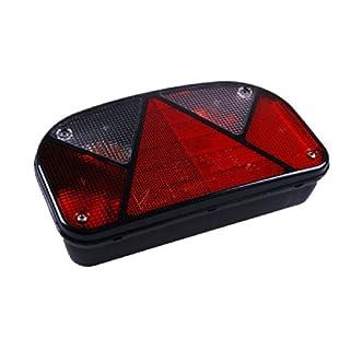 Aspöck Multipoint 2 Rückleuchte Rücklicht für Pkw Anhänger rechts 24-7200-007