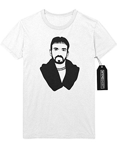 """T-Shirt Fargo """"LORNE MALVO"""" C980205 Weiß"""