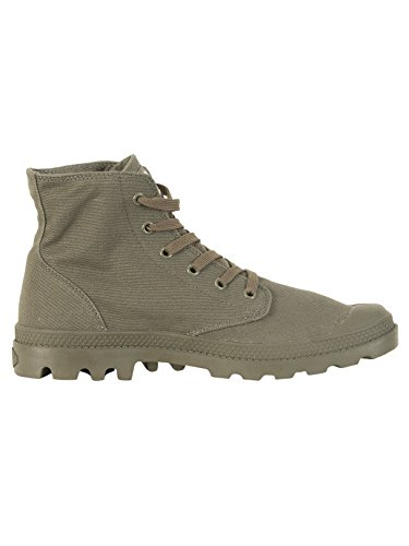 Palladium Uomo Pampa HI Mono Boots, Verde Verde