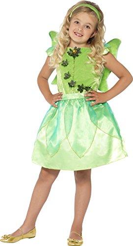 Imagen de smiffy's  disfraz infantil de hada del bosque, color verde 44101t2