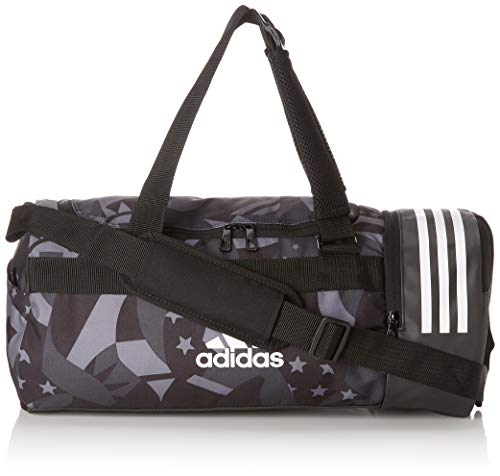adidas Training Sporttasche, 48 cm, 22 Liter, Black/White/White