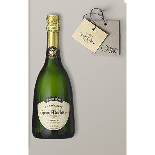 Große Cuvée Charles VII - Champagner Canard Duchêne - Bouteille (75 cl)