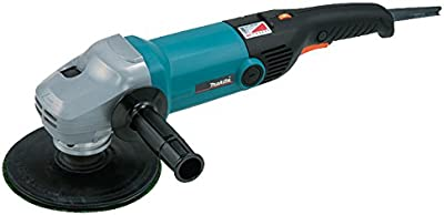 Makita SA7000C - Lijadora Electronica De Disco 180 Mm 1600W 1500-4000 Rpm 3.5 Kg