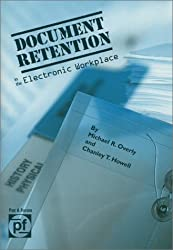 Document Retention in the Electronic Workplace