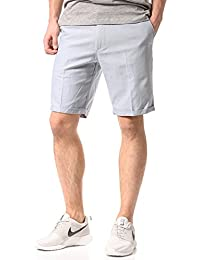 Iriedaily Short Golfer Chambray GreyBlue