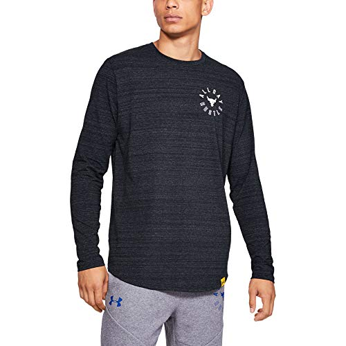 Under Armour X Project Rock Long Sleeve Top