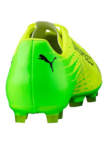 Puma Evospeed 17.2 Ag, Chaussures de Football Homme neongelb / lime