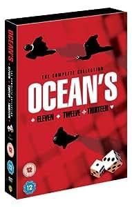 Ocean's Trilogy Box Set [DVD]