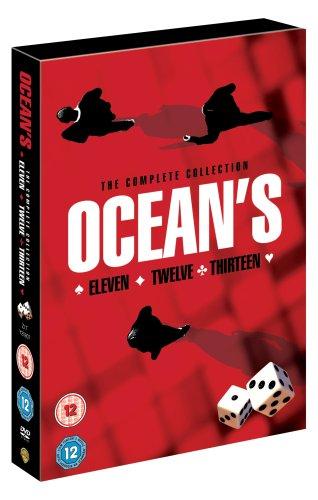 Ocean s Trilogy Box Set  DVD