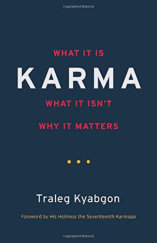Karma: What It Is, What It Isn't, Why It Matters por Traleg Kyabgon