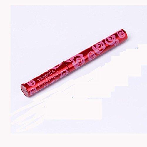 IGEMY Max Black Eyeliner Stift Wasserdicht Flüssig Bleistift Eyeliner (Rot)