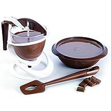 Silikomart 25.905.99.0063 - Kit Choc Colata compuesto por 3 diferentes ustensilos para trabajar el chocolate.