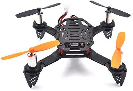 Goolsky F110S Micro Racing Drone avec récepteur R6DSM et contrôleur de vol intégré CS360 pour RC Débutant et Professionnelle | Belle En Couleurs