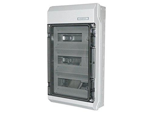 Hensel Automatengehäuse KV 3536 36TE 3x12x18mm IP54 Installationskleinverteiler 4012591622284