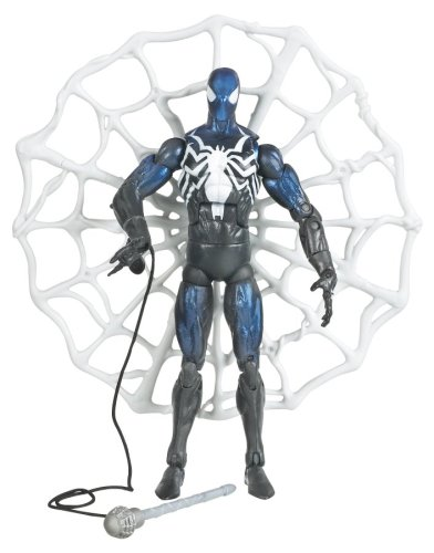 Spider-Man classique Heroes Figure Assortiment – Noir adapté Spider-Man