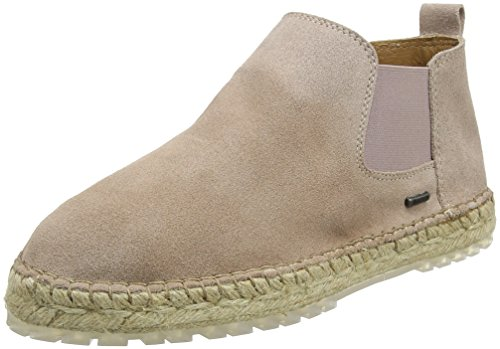 Shabbies Pink Espadrillas Ankle Soft Boot Donna Amsterdam rBrqxS