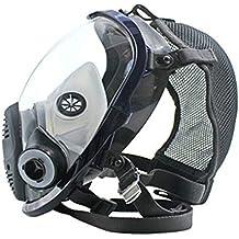 8Eninise Máscara Anti de la Seguridad del Gas orgánico de la Careta antigás de la Cara