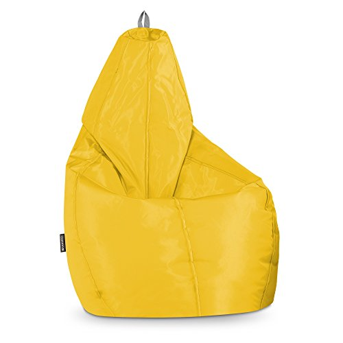 HAPPERS Puff pera Naylim Impermeable Amarillo XL