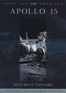Spacecraft: Apollo 15 - Man Must Explore [DVD]