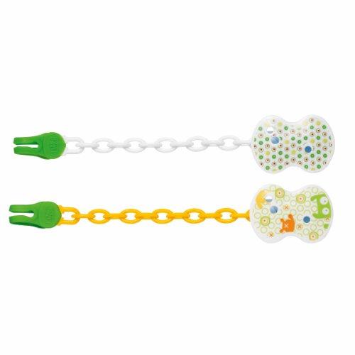 Chicco 040840 - Clip catenella, Neutra Physio
