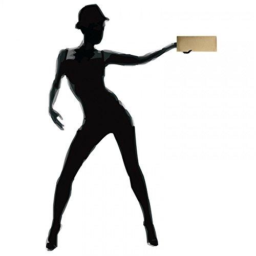 CASPAR Taschen & Accessoires, Poschette giorno donna bronze