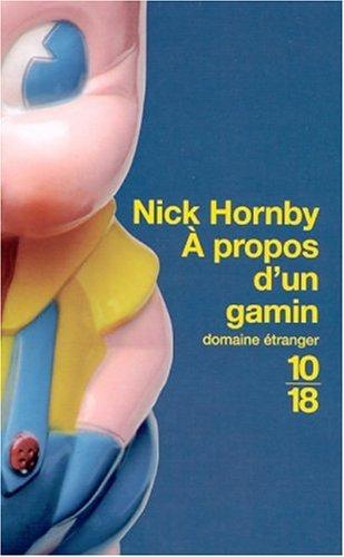 A propos d'un gamin par Nick Hornby