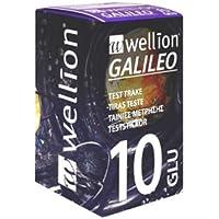 Wellion GALILEO Blutzuckerteststreifen,10St preisvergleich bei billige-tabletten.eu