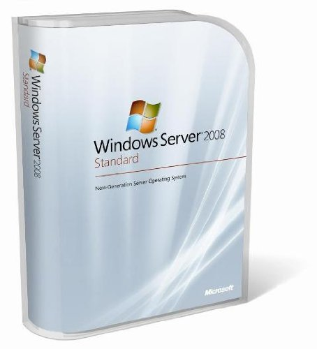 Systembuilder Windows Server Standard 2008 R2 SP1 64Bit x64 1pk DSP OEI DVD 1-4CPU 5 Clt Windows 2008 Server Lizenz