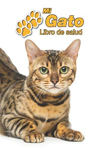 Mi Gato Libro salud: Bengala | 109 páginas 15cm x