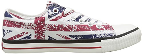 British Knights - Master Lo, Basse Uomo Multicolore (Multicolour)