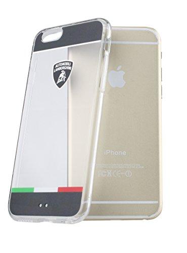 Unbekannt Lamborghini lb-tpupcip6p-tr/d5-bk Cover Mehrfarbig Handy-Schutzhülle