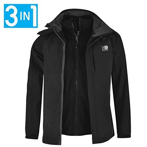 karrimor-chaqueta-3-en-1-con-capucha-oculta-para-hombre-forro-de-malla-impermeable-negro-medium