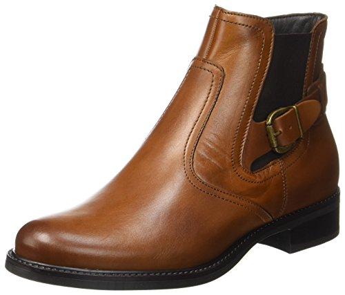 Tamaris Damen 25002 Stiefel, Braun (Nut), 36 EU (Braune Booties)