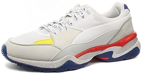 Puma Alexander McQueen Tech Runner Homme Baskets / Sneakers, blanc, 42