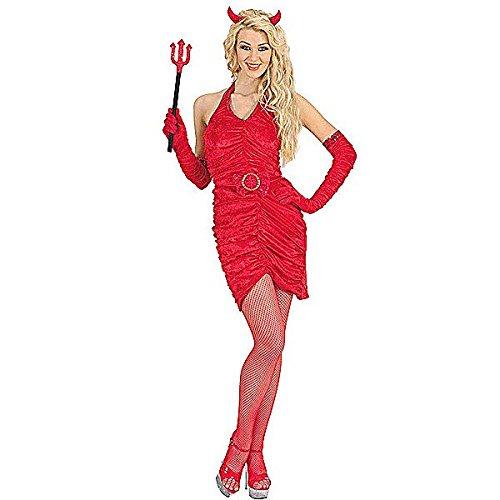 Halloween Teen Sexy (Kostüm-Set Teufelsbraut, Größe)