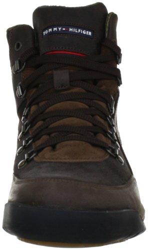 Tommy Hilfiger COLE 3 FM56814764 Herren Fashion Sneakers Braun (COFFEE BEAN 212)