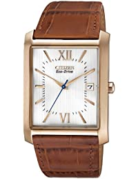 Citizen Herren-Armbanduhr Analog Quarz Gold BM6788-05A